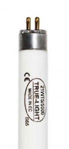 tube fluorescent lumiere du jour T8